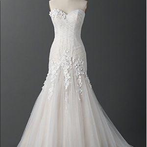Alfred Angelo Wedding Dress 2397 Size 10